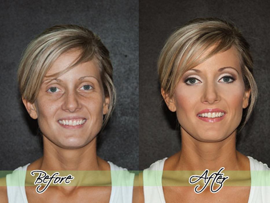 Airbrush Wedding Makeup The Good Bad : NapadyNavody.sk 40 neuverite?n?ch premien ?ien pomocou ...