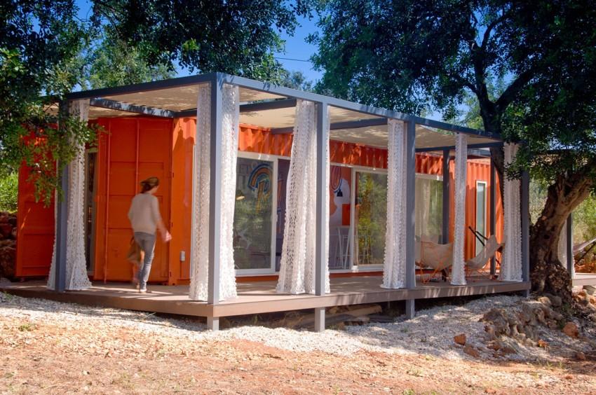22 najlep ch modern ch domov postaven ch z prepravn ch kontajnerov z cel ho sveta - Container homes las vegas ...