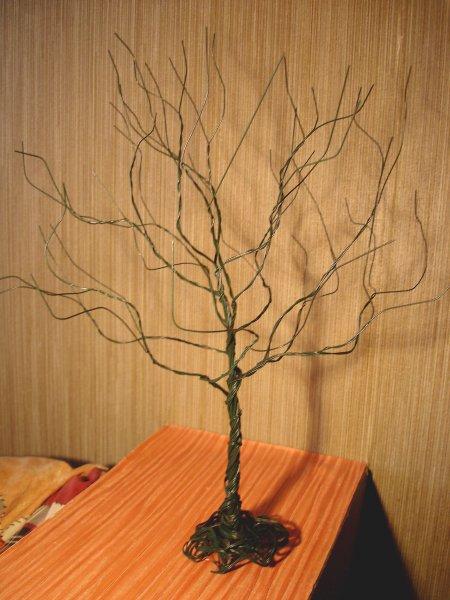 Большое дерево своими руками сделать