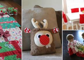 55b6b9f1f 17 úžasných vianočných šablón zadarmo, vďaka ktorým vyrobíte najkrajšie  vianočné dekorácie